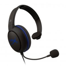 CASTI KINGSTON HYPERX CLOUDX CHAT BLACK HX-HSCCHS-BK/EM