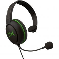 CASTI KINGSTON HYPERX CLOUDX CHAT BLACK HX-HSCCHX-BK/WW