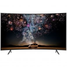 LED TV SAMSUNG UE65RU7302KXXH SMART, 65 INCH, ULTRA HD 4K, CURBAT, BLACK