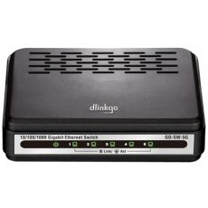 SWITCH D-LINK GO-SW-5G DESKTOP 5 PORTURI 10/100/1000