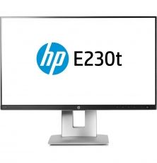"MONITOR HP LED 23"" ELITEDISPLAY E232 TOUCH FHD SILVER W2Z50AA"