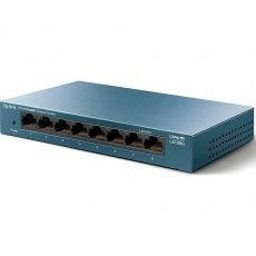 SWITCH TP-LINK 8-PORT GIGABIT LS108G