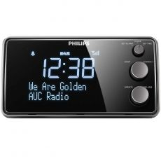 RADIO FM PHILIPS CU CEAS, DAB+, DISPLAY, BLACK, AJB3552/12