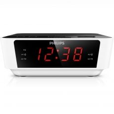 RADIO FM PHILIPS CU CEAS AJ3115/12 BLACK-WHITE