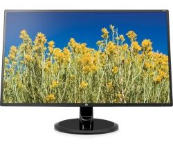 "MONITOR HP LED 27"" FULL HD BLACK 2YV11AA"
