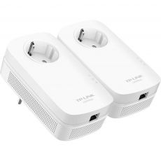 POWERLINE TP-LINK TL-PA8010PKIT AV1200 GIGABIT PASSTHROUGH