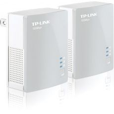 POWERLINE TP-LINK TL-PA4010KIT 500MBPS ULTRA COMPACT SIZE