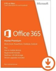 APLICATIE MICROSOFT OFFICE 365 HOME PREMIUM ESD 6GQ-00092