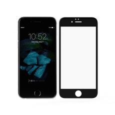 FOLIE PROTECTIE GLASS STICLA SECURIZATA IPHONE 6/6S PLUS BLACK GLASS266