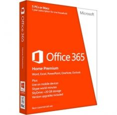 APLICATIE MICROSOFT OFFICE 365 HOME PREMIUM ROMANIAN 1AN P2 6GQ-00798