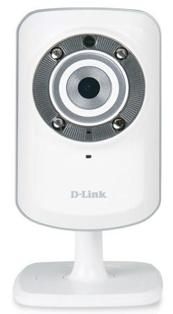 IP CAMERA D-LINK DCS-932L SECURITATE DAY/NIGHT WIRELESS N