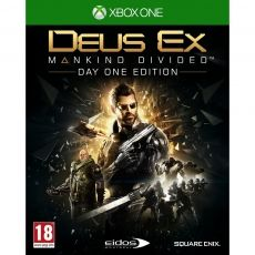 JOC DEUS EX MANKIND DIVEDED D1 EDITION XBOX ONE