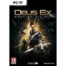 JOC DEUS EX MANKIND DIVEDED D1 EDITION PC