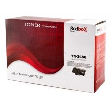 CARTUS TONER COMPATIBIL REDBOX TN3480RD 8K BROTHER HL-L6400DW