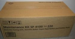 MAINTENANCE KIT 406643 ORIGINAL RICOH AFICIO SP 4100N