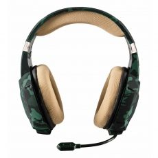 CASTI TRUST GXT 322C GAMING GREEN CAMOUFLAGE 20865