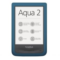 "E-BOOK READER POCKETBOOK AQUA 2 AZURE PB641 6"" PB641-A-WW"