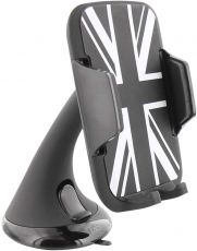 TNB WINDSCREEN SUCTION SUPPORT UK BLACK CARHOLDUK